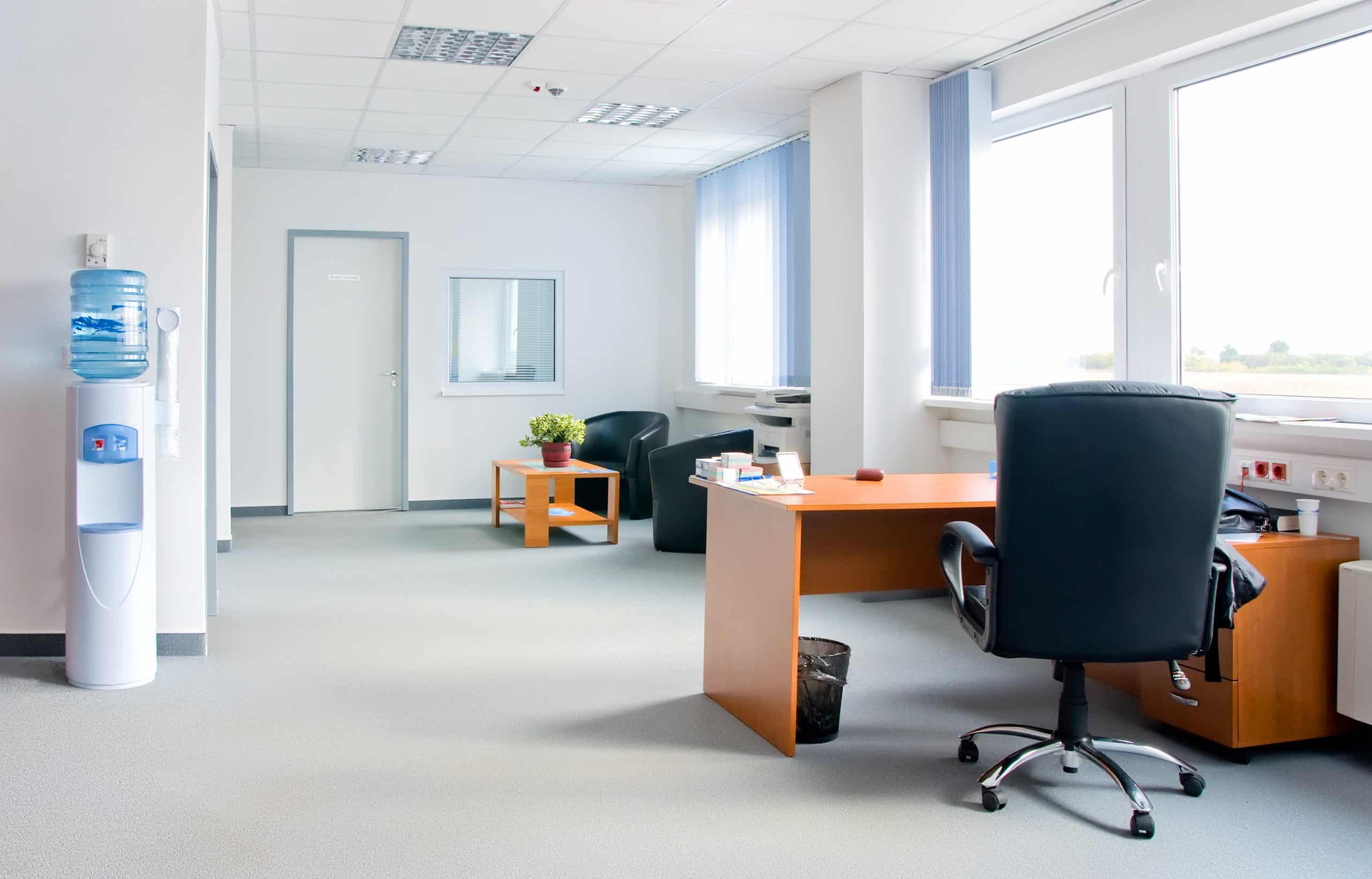 Commercial Office Interior Painting